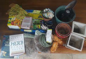 Herb/garden kit for Sale in Saint Petersburg, FL