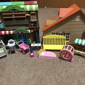 Calico Critters Houses for Sale in Vancouver, WA