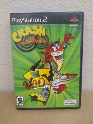 Crash TwinSanity Ps2 for Sale in Fresno, CA