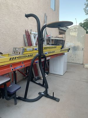 Everlast Punching Bag Stand for Sale in Las Vegas, NV