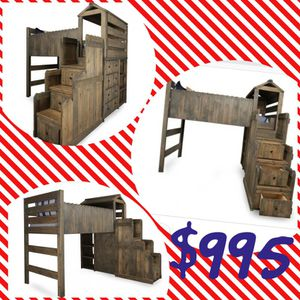 Fort loft bed for Sale in Tempe, AZ