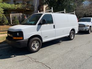 2006 Chevy express for Sale in Gaithersburg, MD