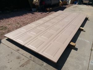 Completely Reconditioned Garage Door for Sale in Littleton, CO