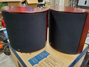 Klipsch WS-24 Surround Sound Speakers W Icon Series Furniture Grade Audio for Sale in Austin, TX