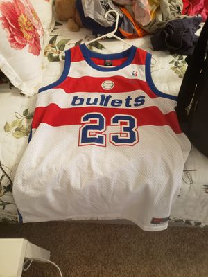 Xl authentic stitched jordan Jersey for Sale in Smyrna, TN
