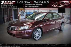 2010 Honda Accord Sdn for Sale in Garden Grove, CA