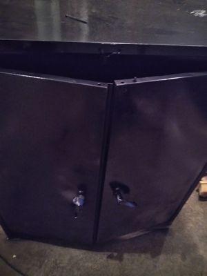 Republic steel Co storage cabinet metal for Sale in New Bern, NC