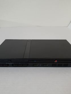 """PS2 Slim SCPH-70012 Playstation 2 Console Only, Tested & Working. Condition is """"Used"""". Same Day Shipping, Don't forget to check out my other listings for Sale in Moorhead,  MN"""