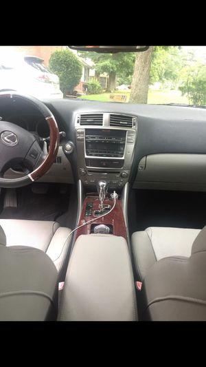 Lexus IS 250 for Sale in Richmond, VA