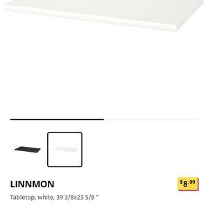 FREE IKEA LINNMON Table Top for Sale in Seattle, WA