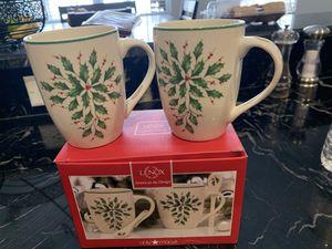 Lenox coffee mugs for Sale in Lithia, FL