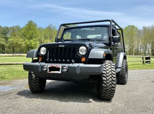 2011 Jeep Wrangler Sport, 2-Door, 6-speed manual, 95k miles for Sale in Mayfield Heights, OH