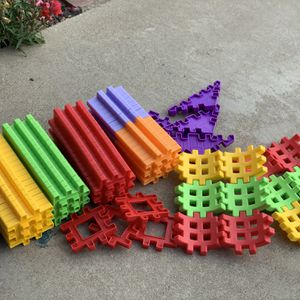 Little Tikes Waffle block set for Sale in Claremont, CA