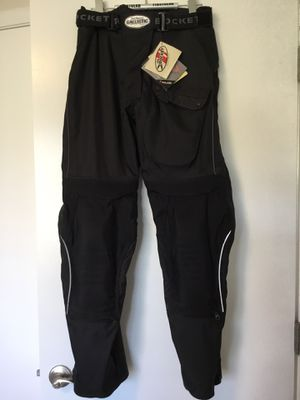 Joe Rocket Women's Motorcycle Pants- size S/8 for Sale in Lake Stevens, WA