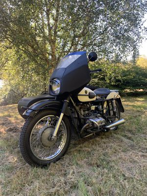 1998 ural deco classic with sidecar for Sale in Federal Way, WA