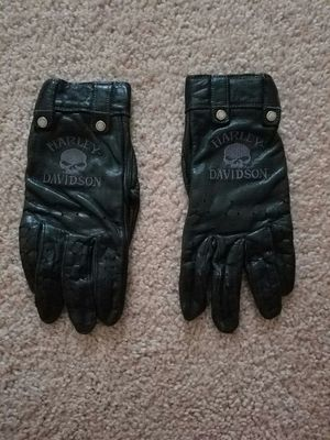 Harley Davidson Women's Leather Motorcycle Gloves for Sale in Orlando, FL