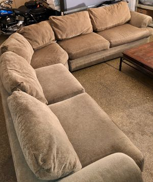 Robb and Stucky large sectional couch for Sale in Phoenix, AZ