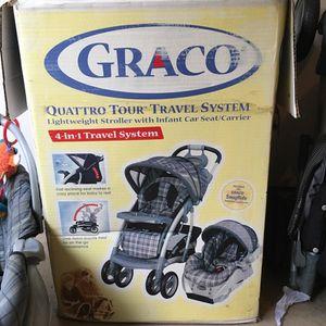 Gracie 4-in-1 Stroller And Car Seat for Sale in Reston, VA