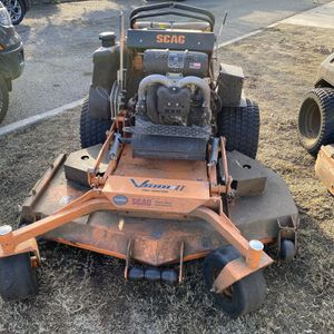 "Two 61"" Scag Ride On Mowers for Sale in Modesto, CA"