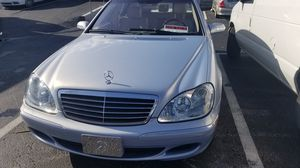 Mercedes Benz S430 2003 only 62000 Miles for Sale in Virginia Gardens, FL
