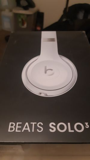 beats solo 3 for Sale in Portland, OR