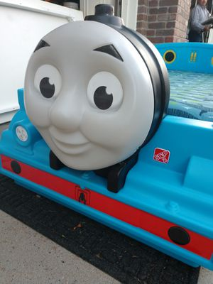 Thomas the Train Toddler Bed, Mattress, Pad & Sheet for Sale in Westminster, CO