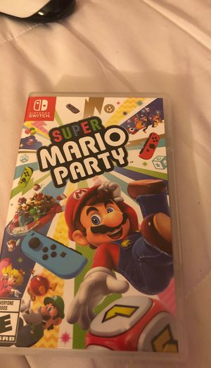 Super Mario party for Sale in Squaw Valley, CA