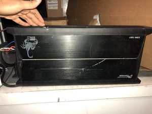 """Amp for Chuchero 8"""" 525 Watts for Sale for sale  Bronx, NY"""
