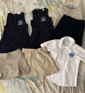 Somerset uniform size 6 items for Sale in North Las Vegas, NV