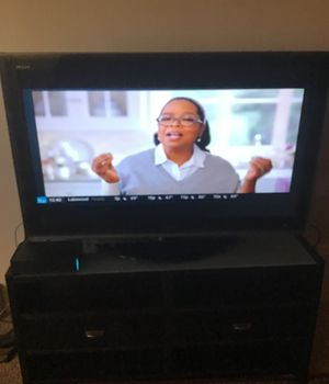 TV 46 inch Toshiba Regza LCD. Has SD card and USB flash drive. Moving must sell. Also will sell entertainment center. Make an offer!!! Selling cheap for Sale in Golden, CO