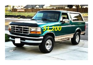 🍂$1200_1996 Ford Bronco.🍂 for Sale in Aurora, CO