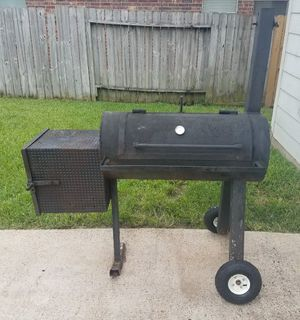 Heavy duty Smoker/Grill BBQ PIT for Sale in Houston, TX