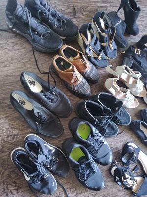 Shoes. Adidas merona. Poloreebook. Nike vans for Sale in Dallas, TX