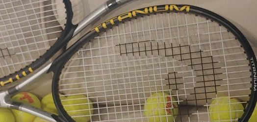 Tennis Rackets Brand New Titanium By Head Sports for Sale in Huntington Beach,  CA