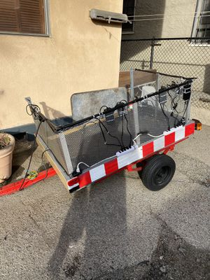 Car Trailer for Sale in Los Angeles, CA