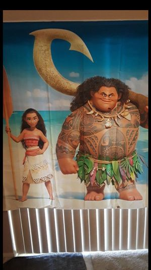 Moana birthday backdrop for Sale in Kissimmee, FL