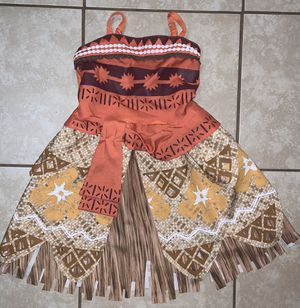 Kids Moana Costume for Sale in Fort Worth, TX