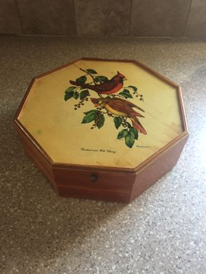 Cedar sewing box for Sale in Millsboro, DE