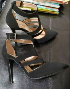 Woman's Shoes size 6.5 (Heels) Used once for Sale in Baldwin Park, CA