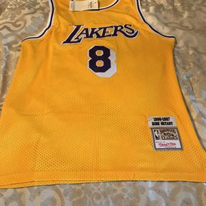 New Kobe Bryant Throwback Lakers Jersey's for Sale in Philadelphia, PA