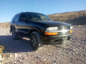 1999 Chevrolet S10 Blazer for Sale in Las Vegas, NV