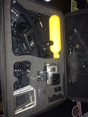 GoPro Hero 3+Black Edition for Sale in Junction City, OR