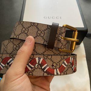 Gucci Snake Belt for Sale in Weston, FL
