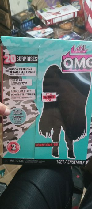 ($27.50) Lol Surprise! *20 Surprises Fashion Doll*. *DownTown B.B* for Sale in Spanaway, WA