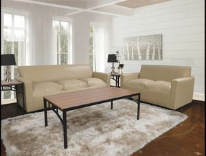 Sofa and Love Seat Set U725 for Sale in St. Louis, MO