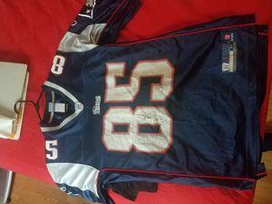 New England Patriots Brandom Lloyd jersey size M for Sale in Boston, MA