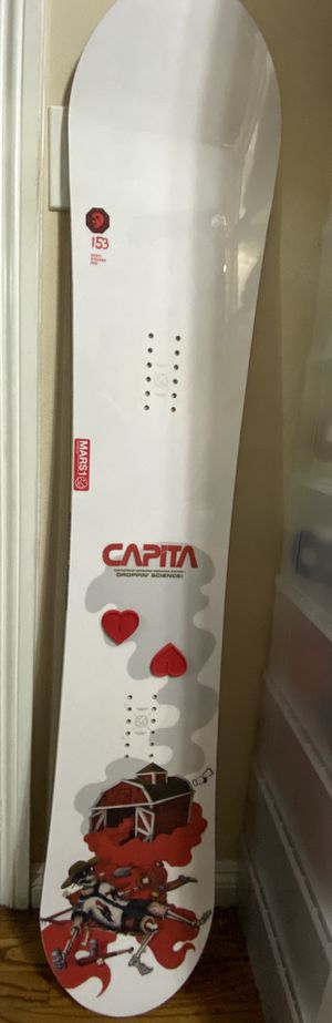 Capita Scott Stevens Pro 2020 snowboard for Sale in Downey, CA