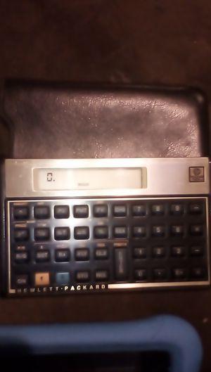 Hp financial calculator for Sale in Los Angeles, CA