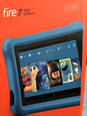 Fire 7 amazon tablet for Sale in Hayward, CA
