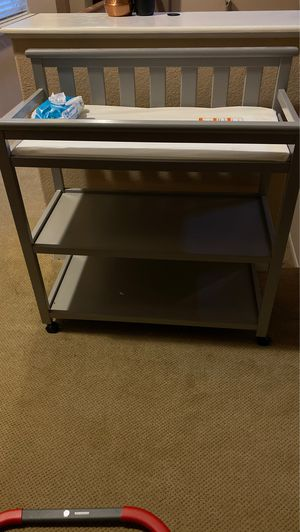 Baby changing table for Sale in Byron, CA